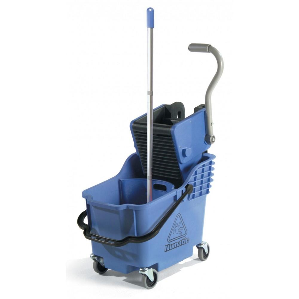HB 1812K wózek serwisowy do sprzątania